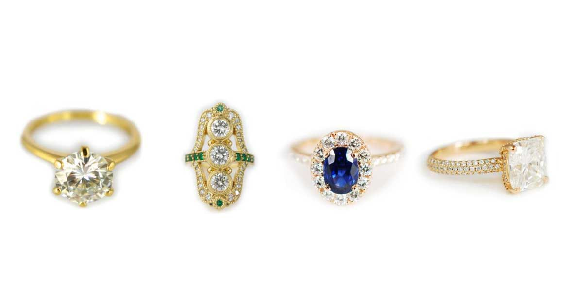 Engagement Rings for Women: Inspiration For Every Type of Fiancée To Be