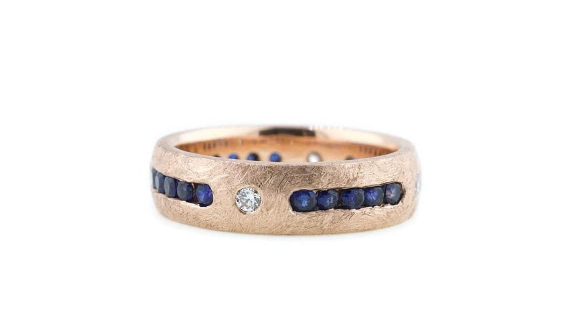 Colored Wedding Rings: Colorful Gemstones and Colored Diamonds