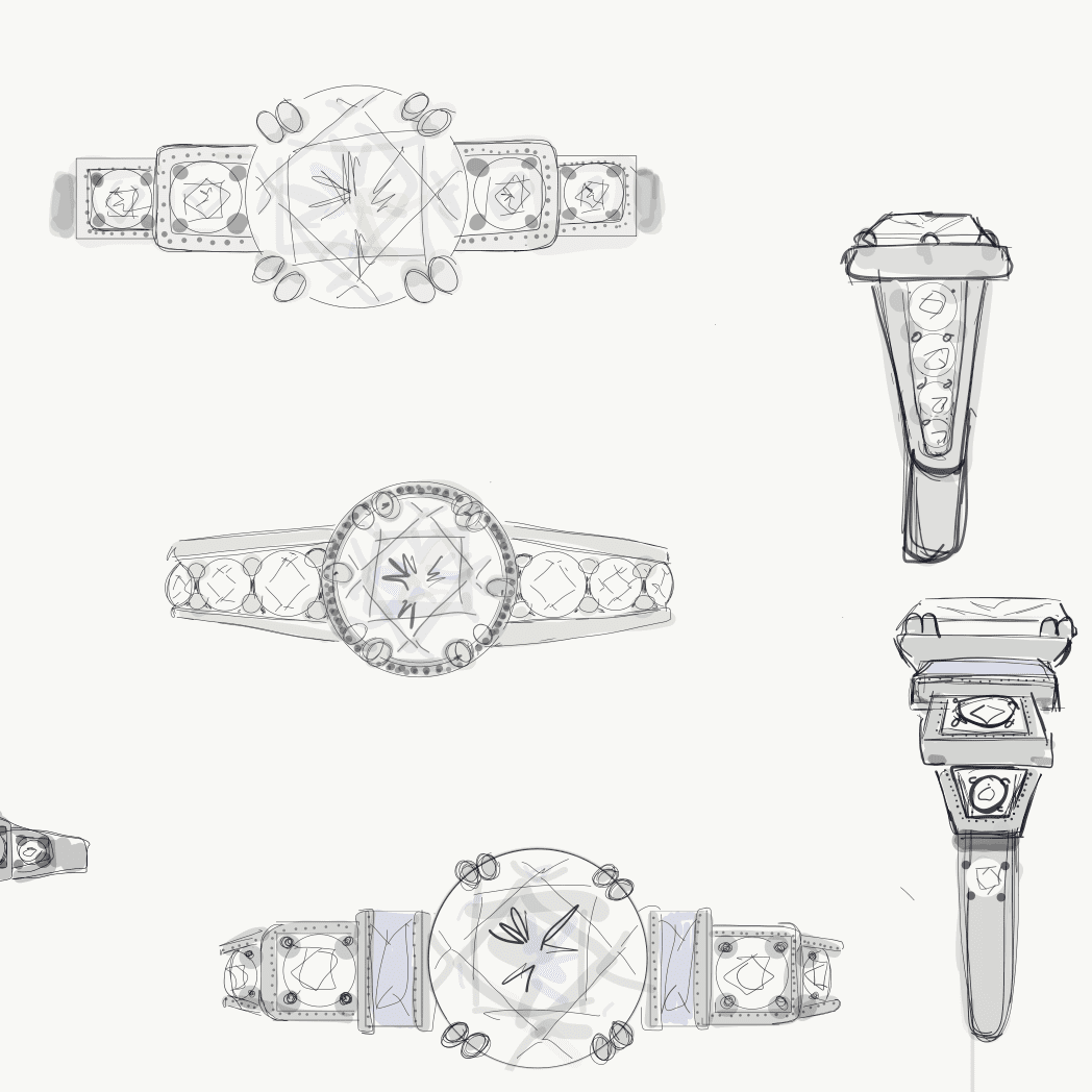 Customizable Rings vs Custom Made Rings (Yes, there's a difference)