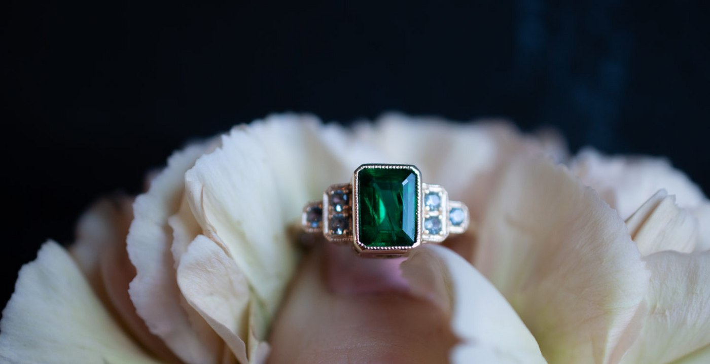 Emerald Engagement Rings: Meaning, Durability, and Types