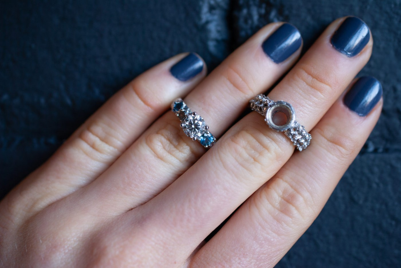 Old Diamond, New Ring: Reset Your Heirloom Diamond