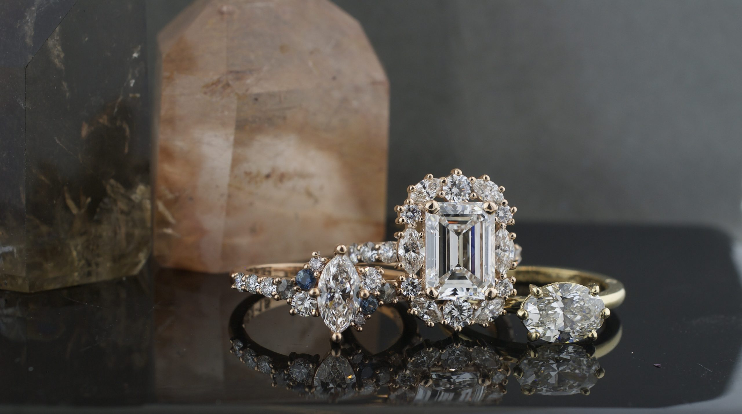 Moissanite v Diamond : What's the difference?