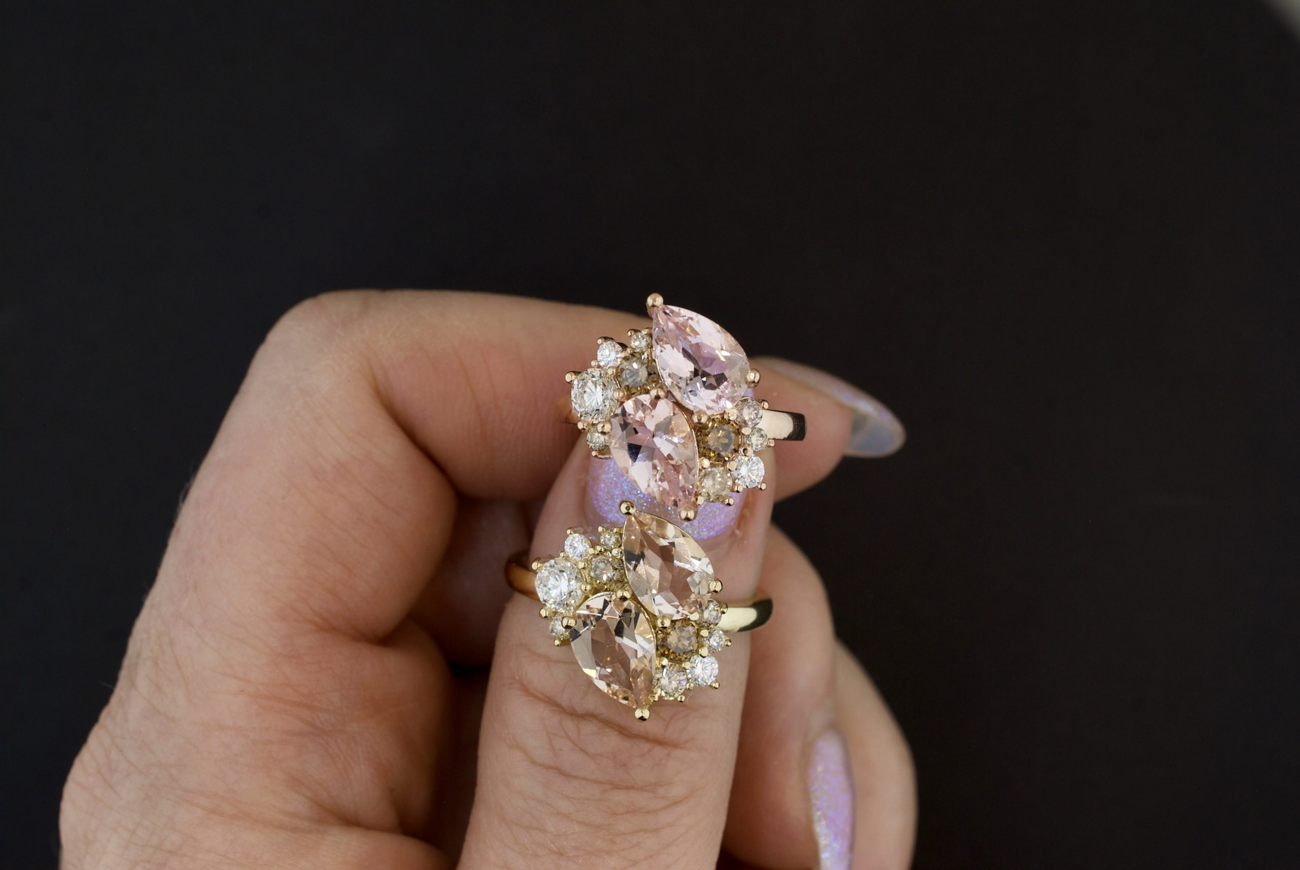 Morganite Engagement Rings: Meaning, Durability, and Types