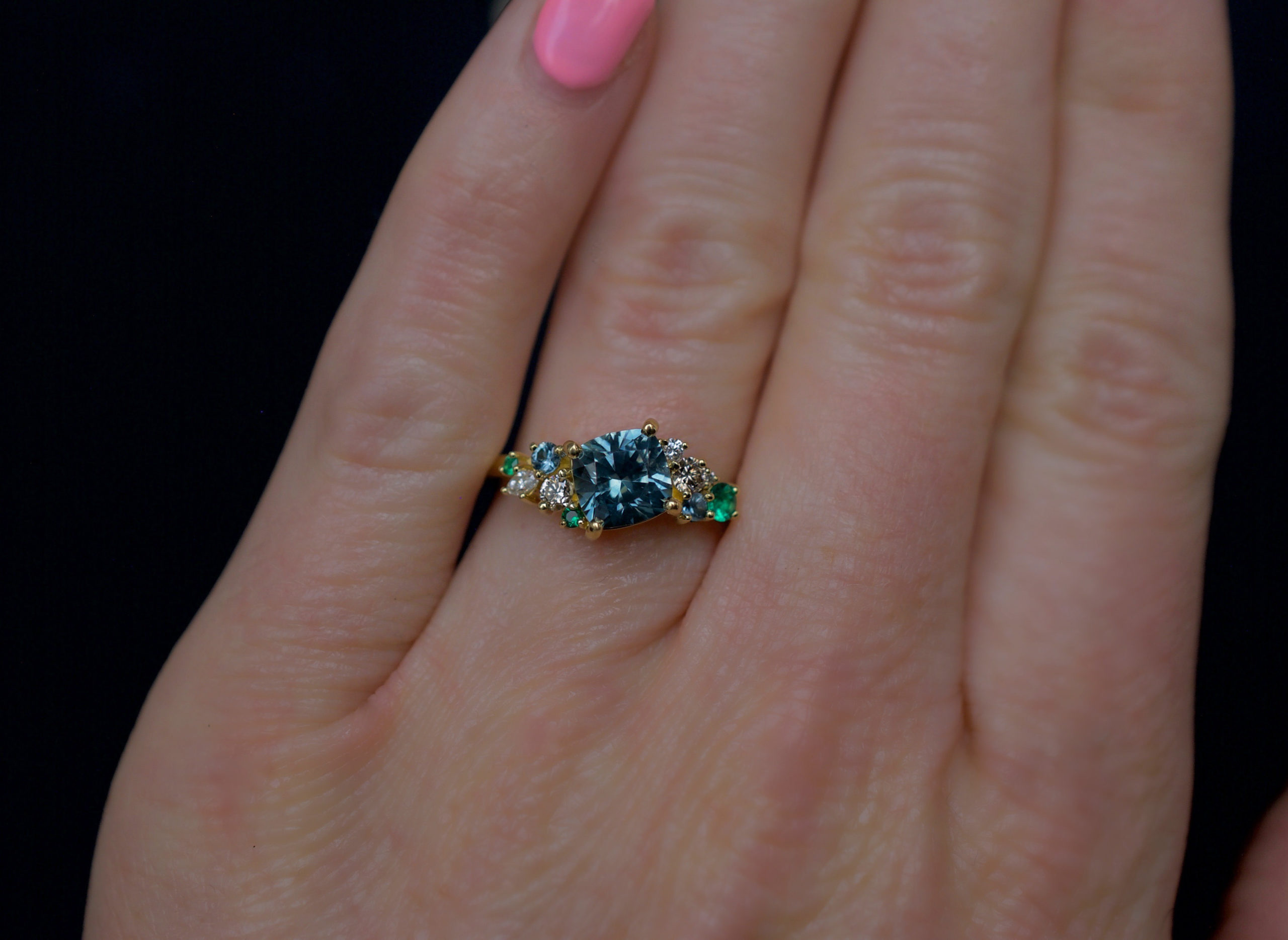 Non-Diamond Engagement Rings: Unique Alternatives and Non Traditional Rings